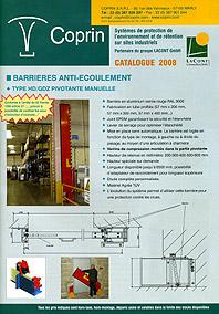 Catalogue produits Coprin